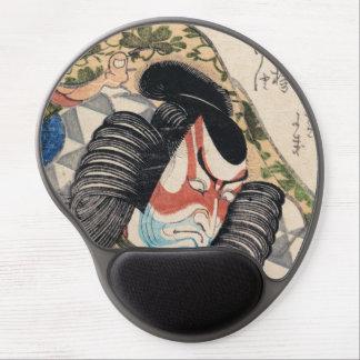 Ichikawa Danjuro IV en el papel del arte de Kageki Alfombrilla De Raton Con Gel