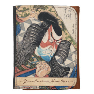 Ichikawa Danjuro IV en el papel del arte de Kageki