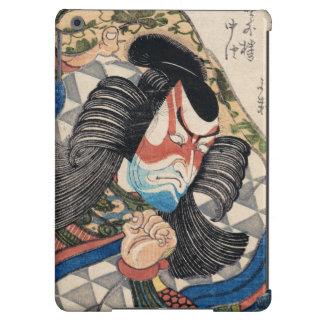 Ichikawa Danjuro IV en el papel del arte de Kageki Funda Para iPad Air