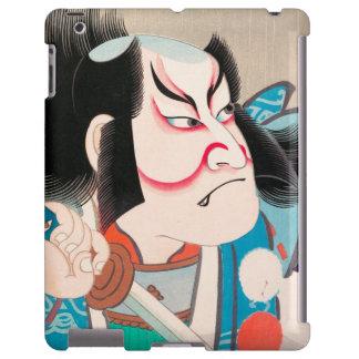 Ichikawa Danjuro kabuki samurai warrior tattoo art