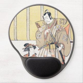 Ichikawa Danjûrô V como Kûdo ningún Suketsune, y N Alfombrilla De Raton Con Gel
