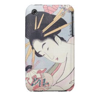 Ichirakusai Eisui Five Seasonal Festivals courtesa iPhone 3 Case-Mate Cases