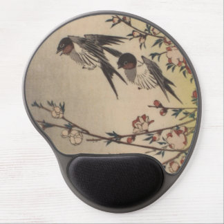 Ichiryusai Hiroshige Gel Mouse Pad