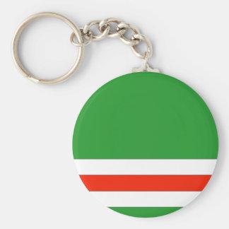 Ichkeria Flag Basic Round Button Keychain