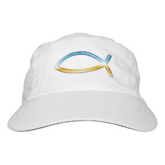 Ichthus - Christian Fish Symbol Hat