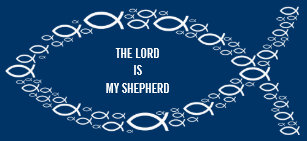 Image result for SMALL CHRISTIAN IMAGES THE lORD IS MY SHEPHERD