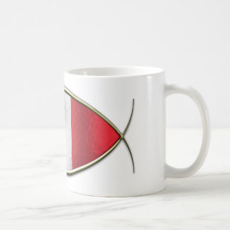 Ichthus - French Flag Mugs