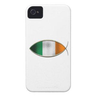 Ichthus - Irish Flag iPhone 4 Case-Mate Case