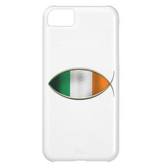 Ichthus - Irish Flag Cover For iPhone 5C