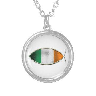 Ichthus - Irish Flag Custom Jewelry