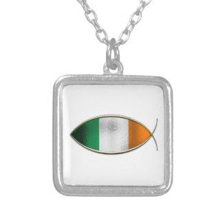 Ichthus - Irish Flag Jewelry