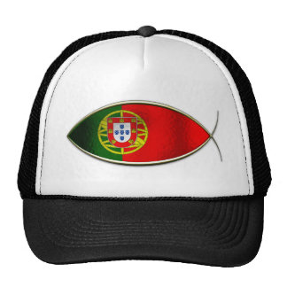 Ichthus - Portugese Flag Hat