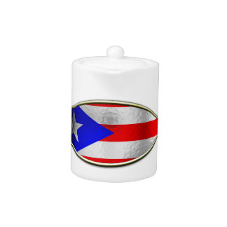 Ichthus - Puerto Rican Flag