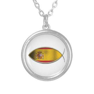 Ichthus - Spanish Flag Jewelry