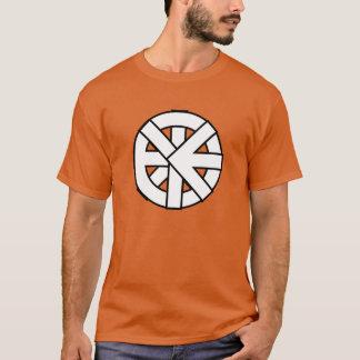 Ichthys Wheel Symbol T-Shirt