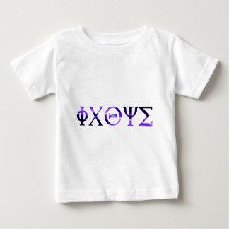 ICHTYS Grec 1 Violet Baby T-Shirt