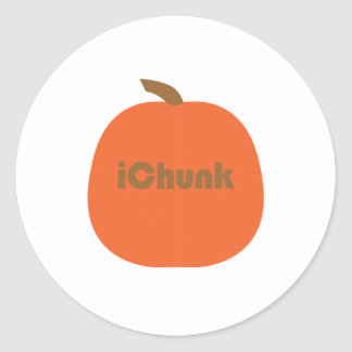 ichunk pumpkins t-shirts and gifts stickers