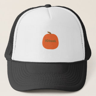 ichunk pumpkins t-shirts and gifts trucker hat
