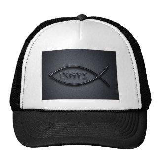 ICHYTHUS TRUCKER HAT