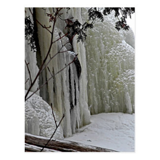 Icicle Falls Postcards