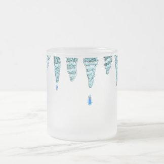 Icicle Frosted Mug
