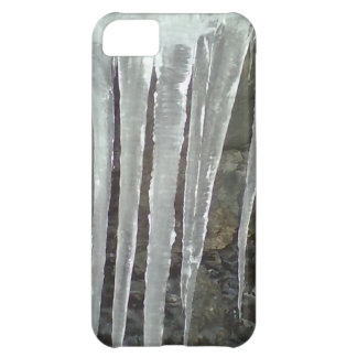 Icicle photo iPhone 5C cases