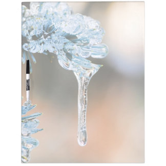 Icicle Pine Dry Erase Board