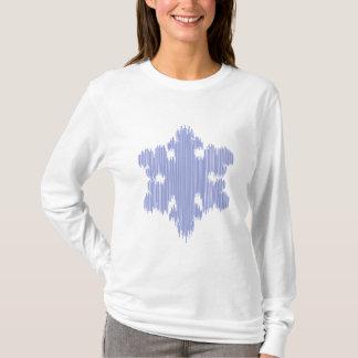 Icicle Snowflake - Women's Long Sleeve T-shirt