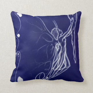 Icicle Tender Throw Pillow