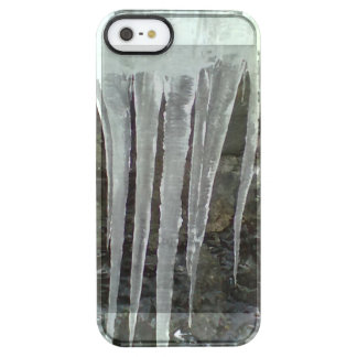 icicle uncommon clearly™ deflector iPhone 5 case