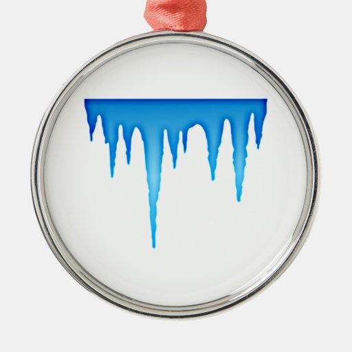 Icicles Christmas Ornaments