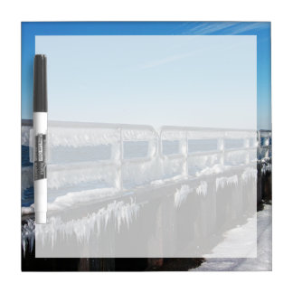 Icicles Dry-Erase Board