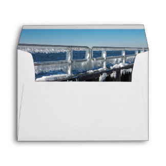 Icicles Envelope