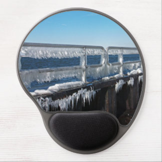 Icicles Gel Mouse Pad