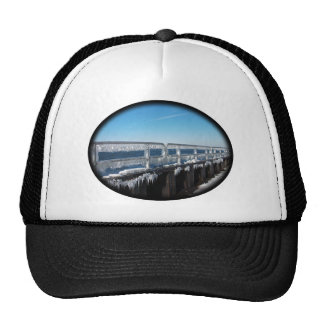 Icicles Trucker Hat