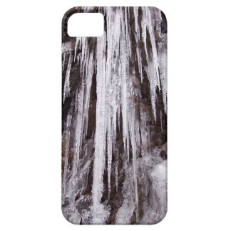 Icicles photogragh on Iphone 5 iPhone 5 Cover