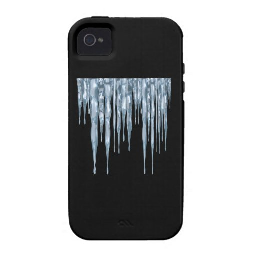 Icicles.png iPhone 4/4S Cover