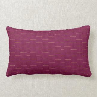"""Icicles Polyester Lumbar Pillow 13"""" x 21"""""""