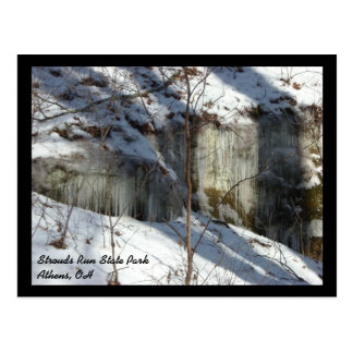 Icicles Postcards