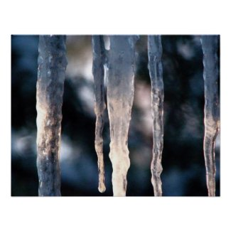 Icicles Posters