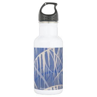 Icicles Stainless Steel Water Bottle