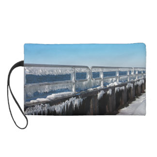 Icicles Wristlet
