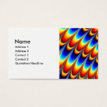 Icing - Fractal Art Business Card
