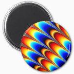 Icing - Fractal Art Magnet