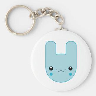 Ickle Blue Bunny Keychain