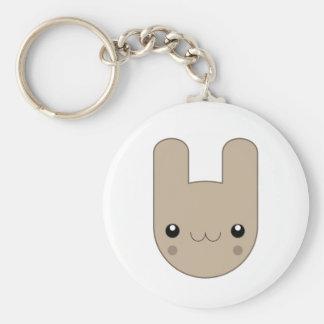 Ickle Brown Bunny Keychain