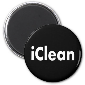 iClean 2 Inch Round Magnet