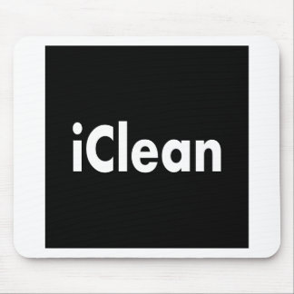 iClean Mouse Pad