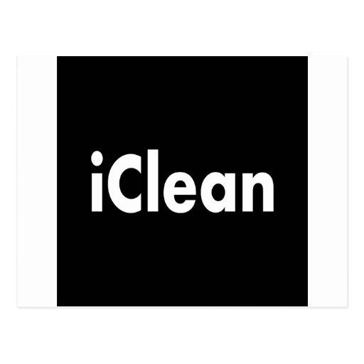iClean Postales