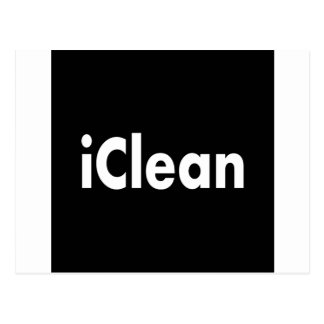 iClean Post Cards